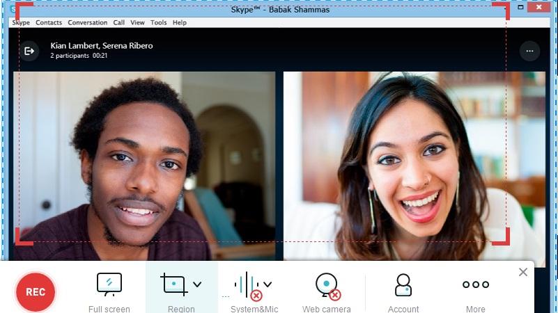 facecam recorder acthinker online downloader