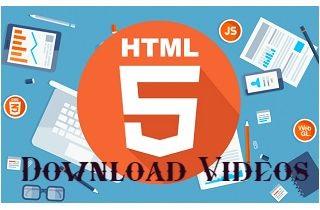 HTML5動画をダウンロードする方法