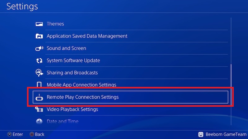 record ps4 gameplay sgp step1