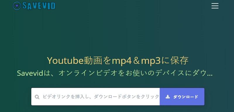 savevid jp interface