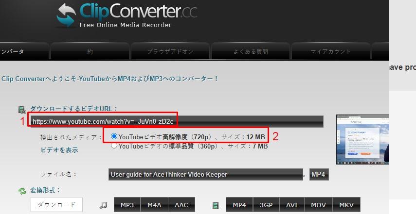 url video downloader clip converter