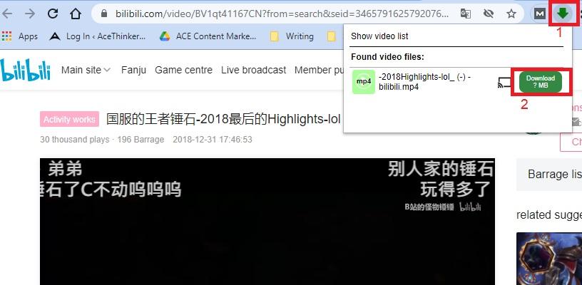 videodownloaderprofessinal jp download bilibili