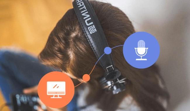 schedule audio recording