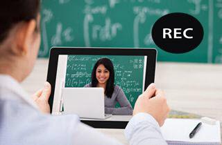 クラスの講義を記録するためのソフトウェアソリューションとヒント