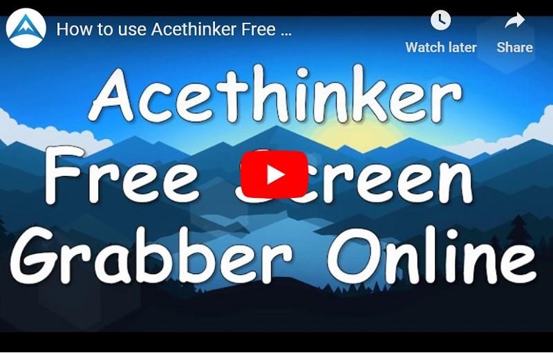 free screen grabber online thumbnail
