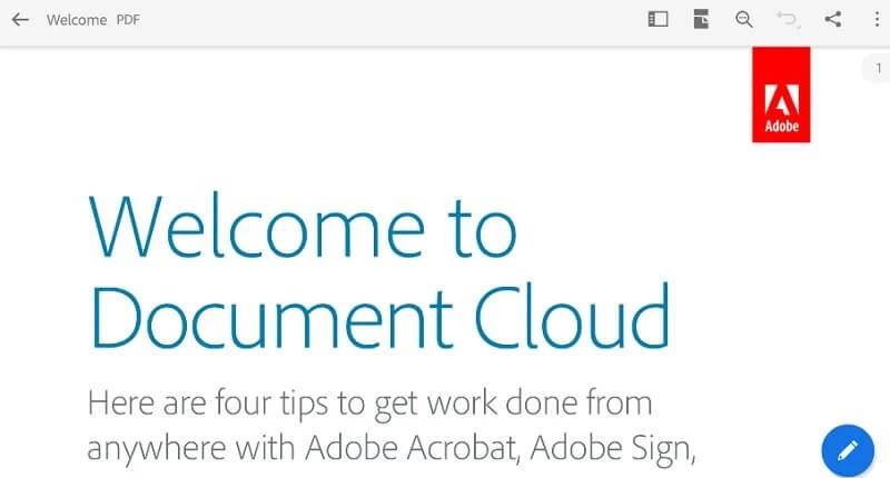 andoid mobile screenshot step1