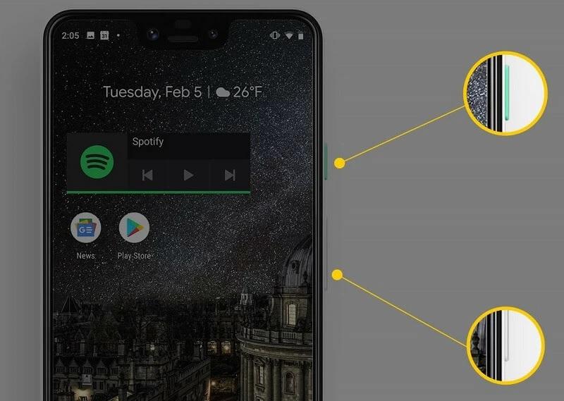 andoid mobile screenshot step2