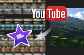 YouTubeをiMovieにインポートする方法に関するガイドライン