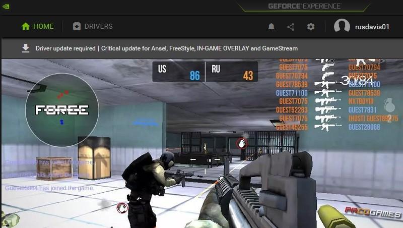 record youtube gaming shadowplay