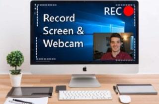 画面とウェブカメラを同時に記録する3つの方法