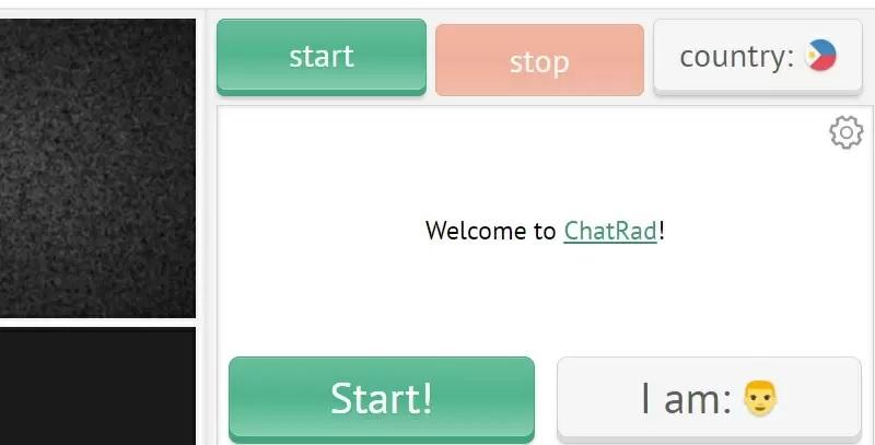 sgp chatrad interface