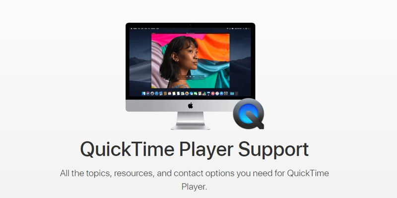 solution quicktime screen recorder