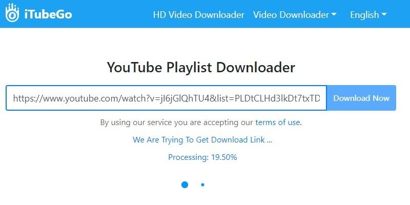 download youtube playlist keepvidpro