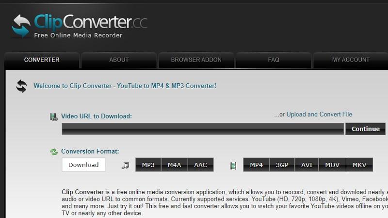 sites like offliberty clipconverter