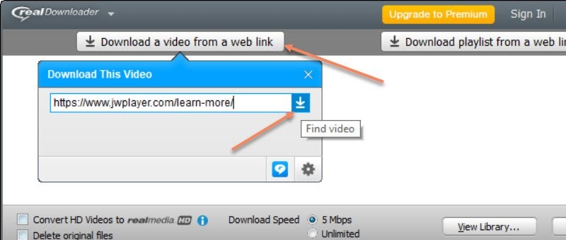 download jw player videos view page firefox