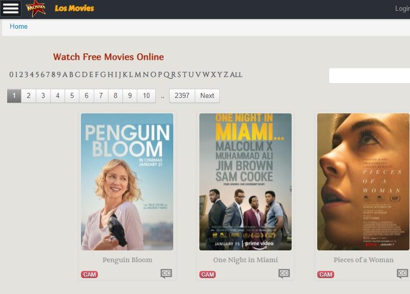 free movie streaming sites no sign up losmovies