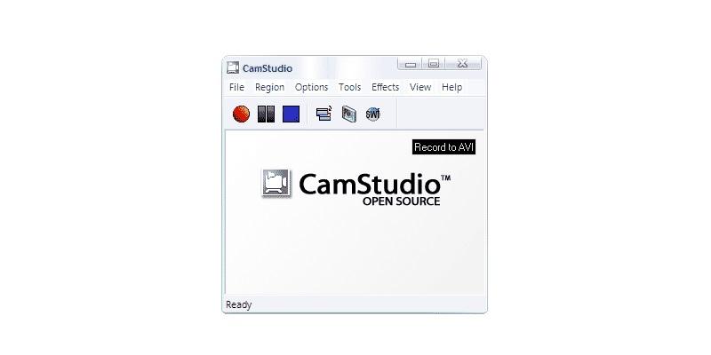 screen recorder no time limit camstudio