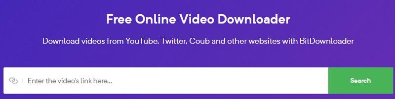 sites like 9xbuddy bitdownloader